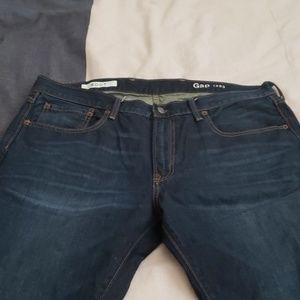 Gap Dark Blue Jeans
